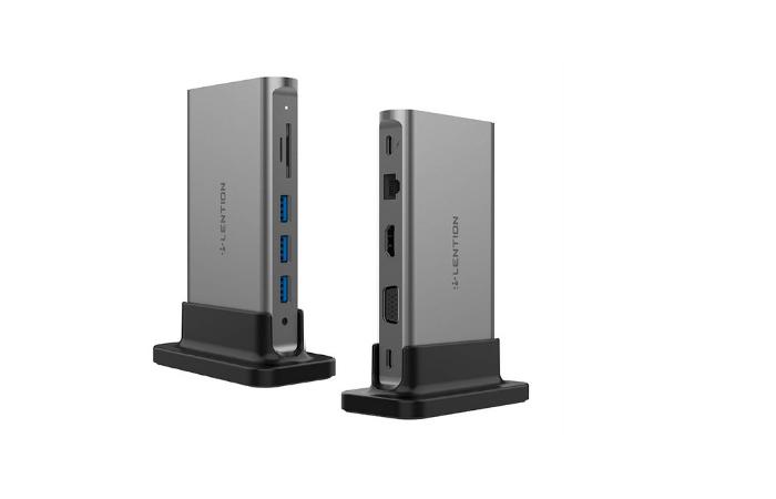 Lention USB-C Dock Station