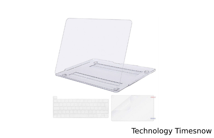 MOSISO Hard Case with Keyboard Cover And Screen Protector