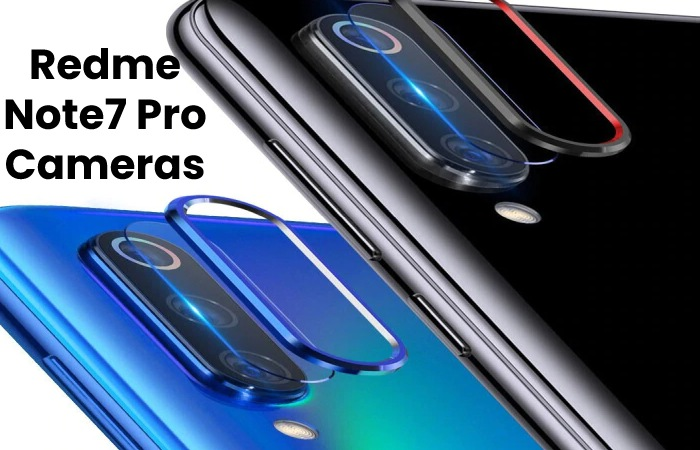 Redme Note 7 pro camera