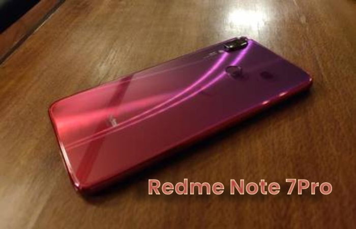Redme Note 7 pro from Xiaomi (1)