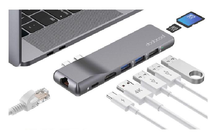 USB-C Hub from Dodocool