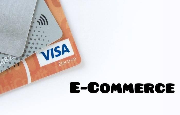 E-Commerce - uses of internet