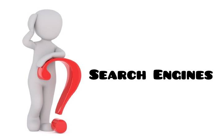 Search Engines - uses of internet