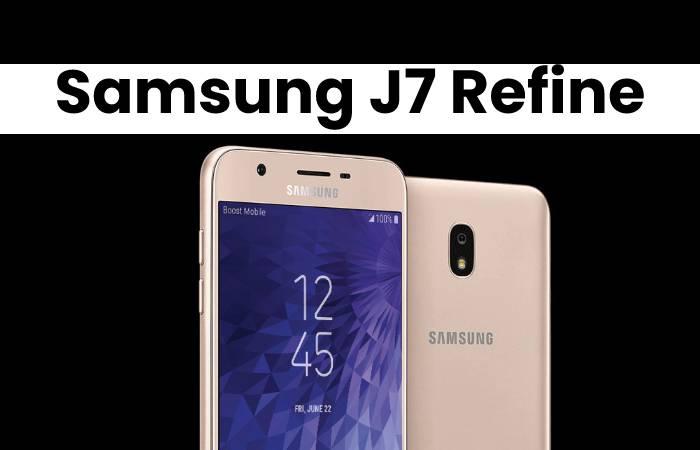 samsung j7 refine