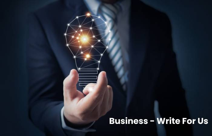 Business- Write for us