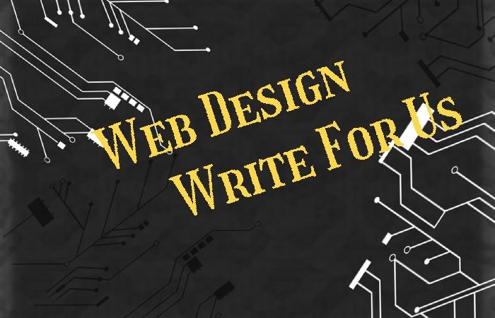 web design write for us